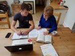 1-2-1 Tuition with GCSE English Language Student